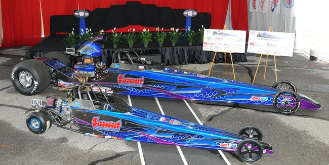 2014 SSS Dragsters