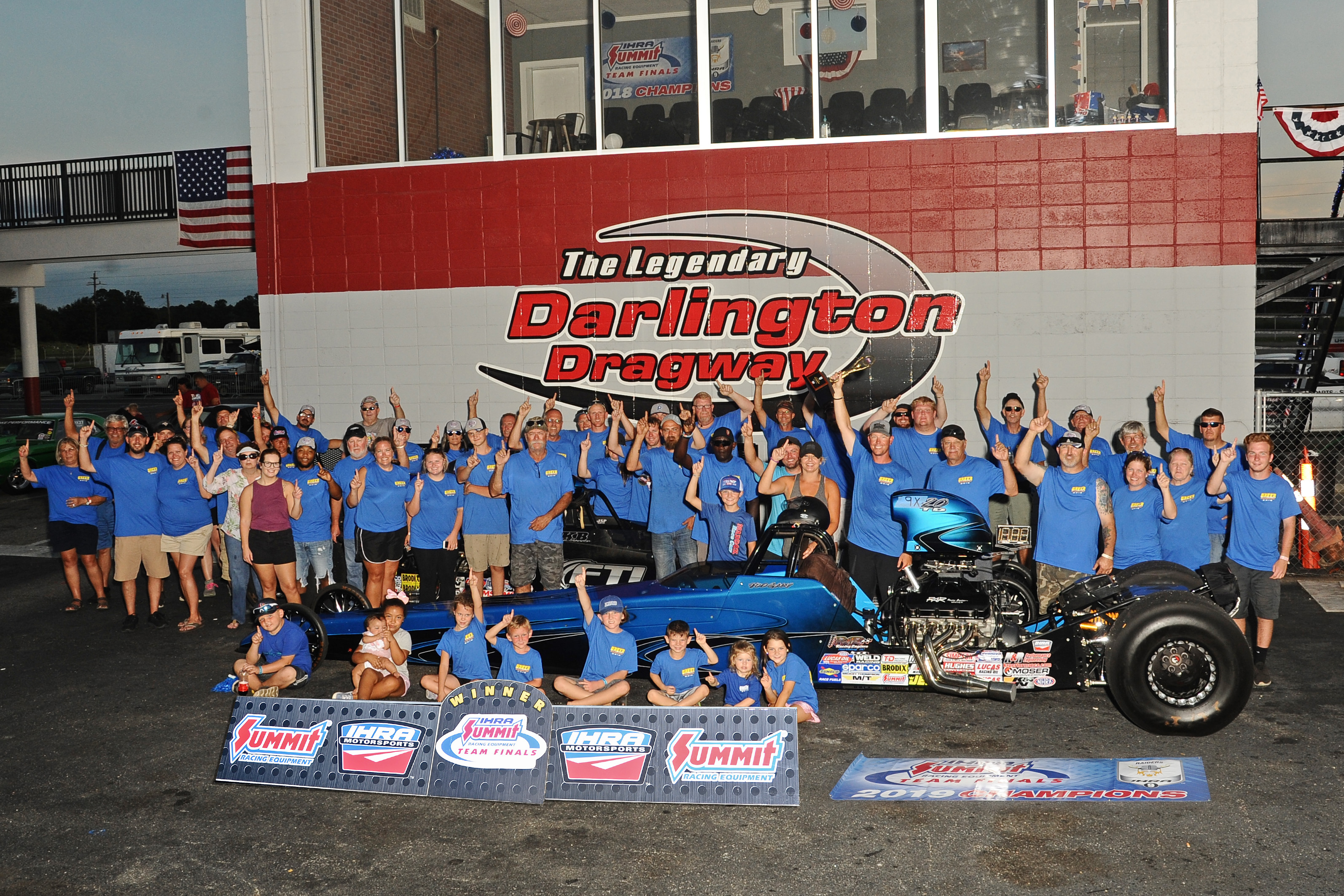 Team Champs Greer Dragway