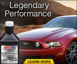 Amsoil Legendary Performance