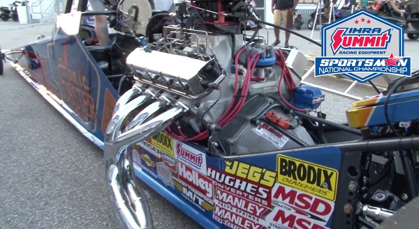 "Mike Dunn's Interview with Best Engineered Car Winner Chris Cadle - the ""Atomic Lobster"""