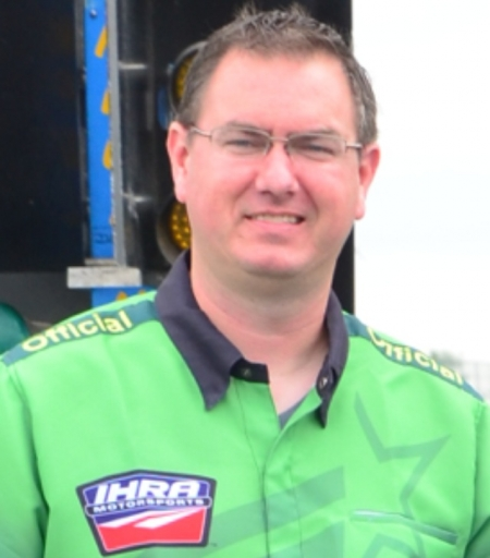 IHRA welcomes Chris McMahan as Director of Track Development, Division Director