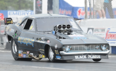 Championships can be clinched this weekend at IHRA Pittsburgh Nationals