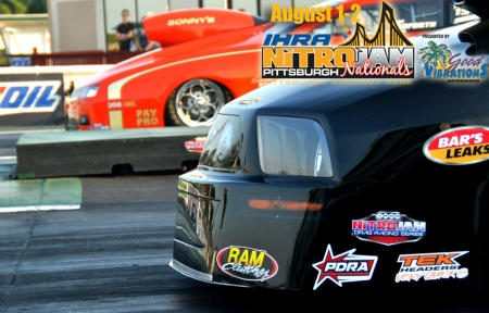 IHRA Pittsburgh Nationals return to Pittsburgh Raceway Park August 1-2