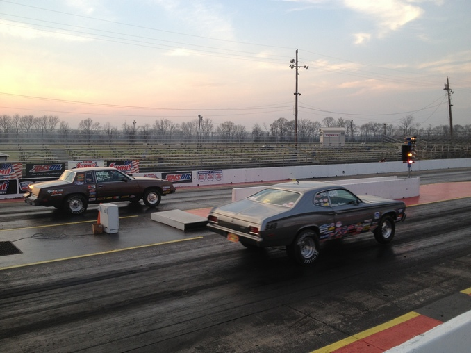 Racing was intense at the Summit Pro-Am at State Capitol Raceway